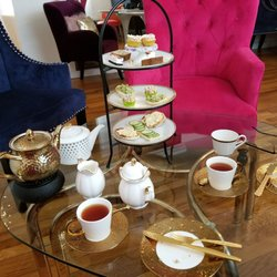 The Ivy Tea Room - 106 Photos & 28 Reviews - Cafes - 7015 4th St NW