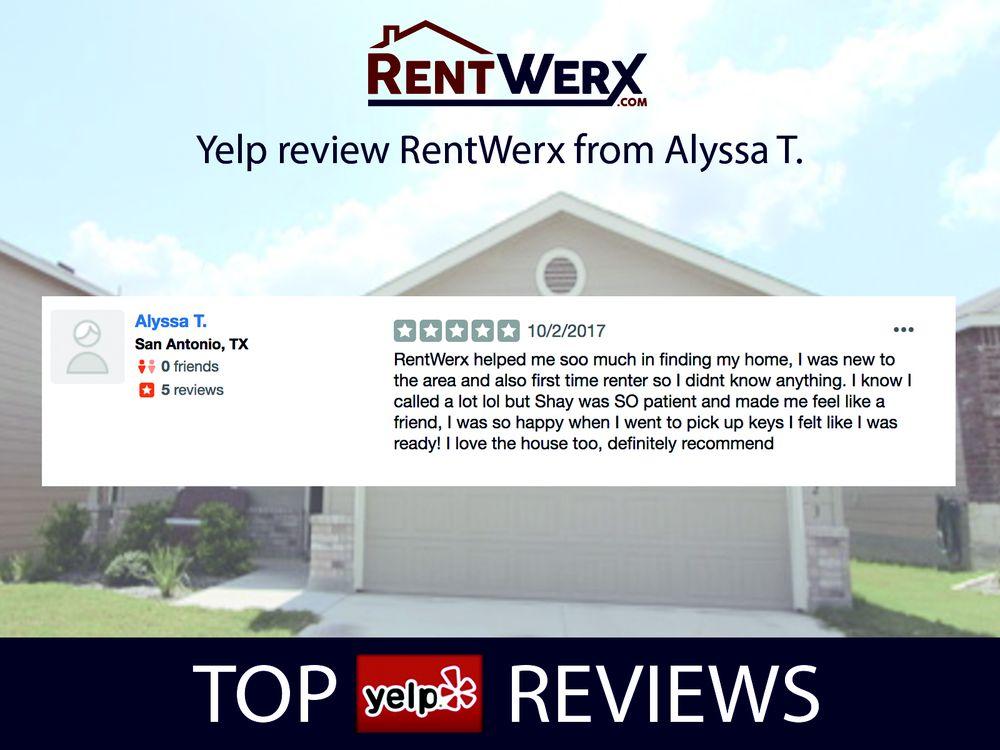 Rent Werx - San Antonio