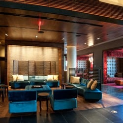 Photo Of Kimpton Ink48 Hotel New York Ny United States Lobby Living