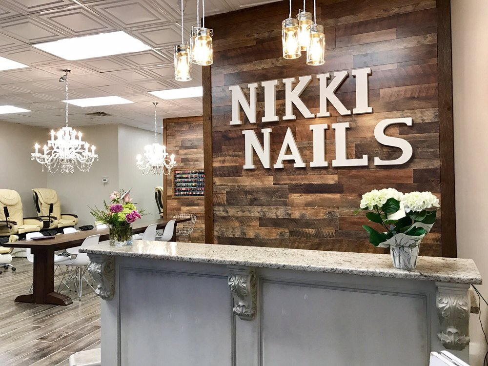 Nikki Nails: 3714 Lincoln Way, Ames, IA