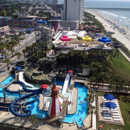 Myrtle Beach Boardwalk Attractions The Best Beaches In World