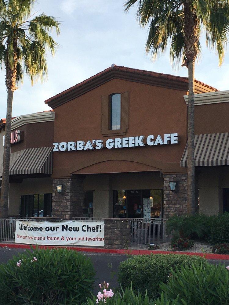 Zorbas Grill: 440 W Warner Rd, Tempe, AZ