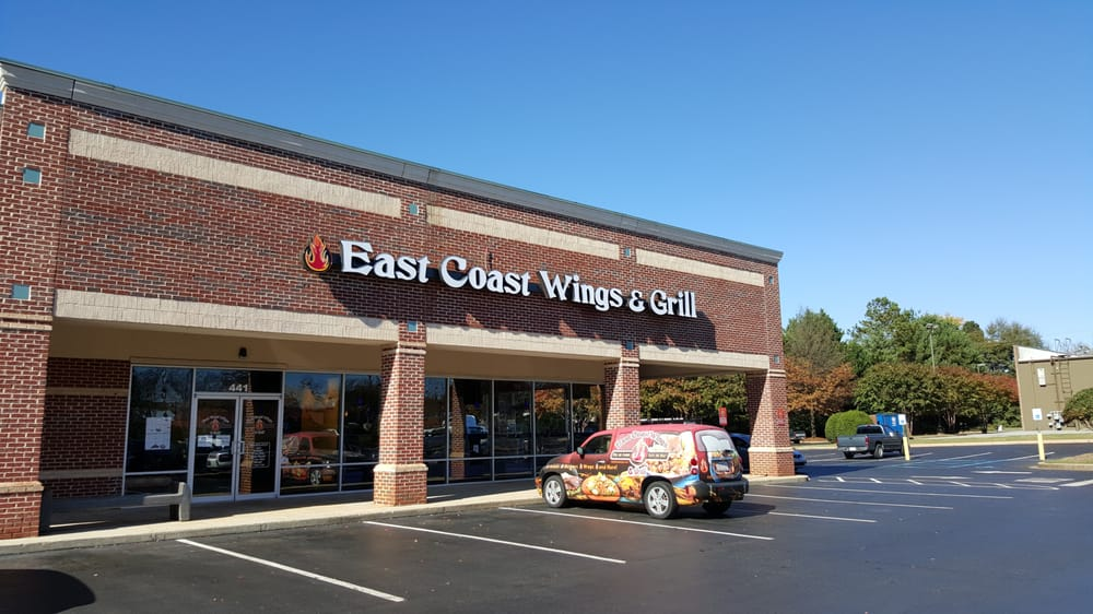 Restaurants Italian Near Me: East Coast Wings & Grill
