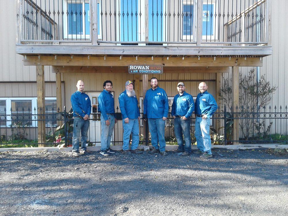 Rowan Heating & Air Conditioning: Highland, MD