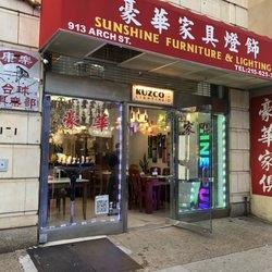 Sunshine Furniture Lighting Mobel 913 Arch St Chinatown