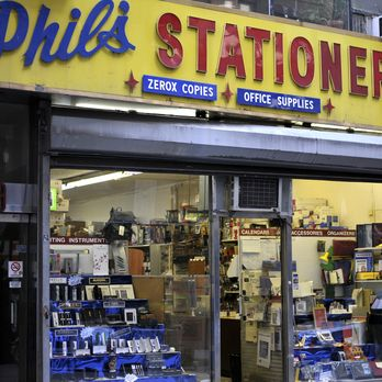 Phil's Stationery - 18 Reviews - Office Equipment - 9 E 47th