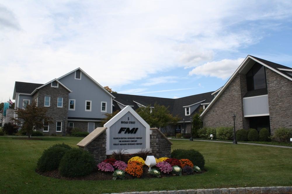 The Franklin Mutual Insurance Company: 5 Broad St, Branchville, NJ