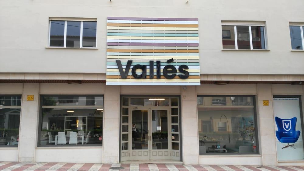 muebles valles meubelwinkels avenida mediterraneo 118