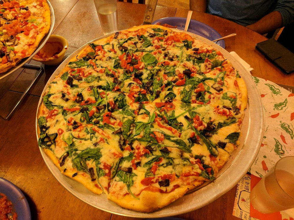 Pablo's Pizza: 456 Kokopelli Dr, Fruita, CO