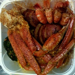 Photo Of Seafood Sensation Nashville Tn United States Can You Believe This