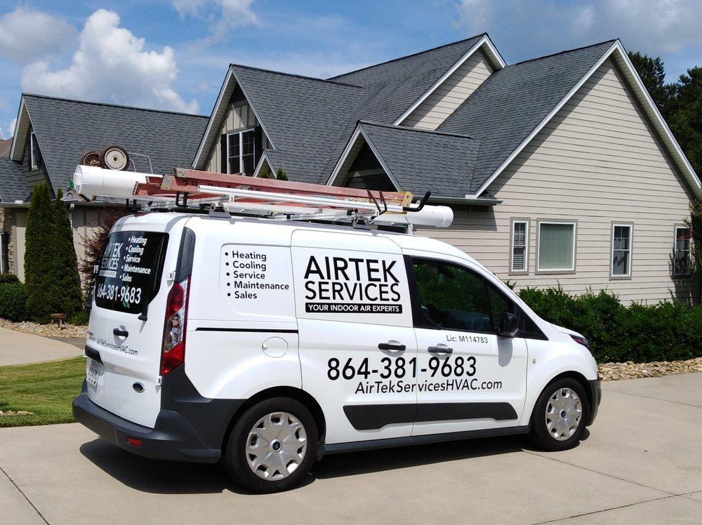 AirTek Services: Spartanburg, SC