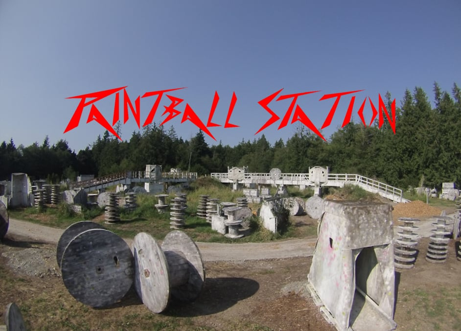 Paintball Station: 19027 Milltown Rd, Mount Vernon, WA