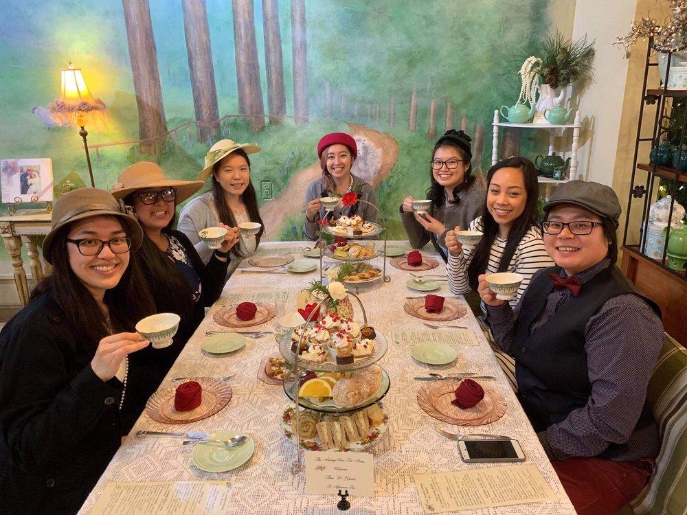 Aubrey Rose Tea Room