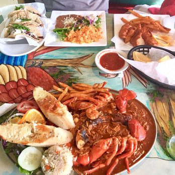 Photo Of Alegria S Seafood Columbus Oh United States Lobster With Red Sauce
