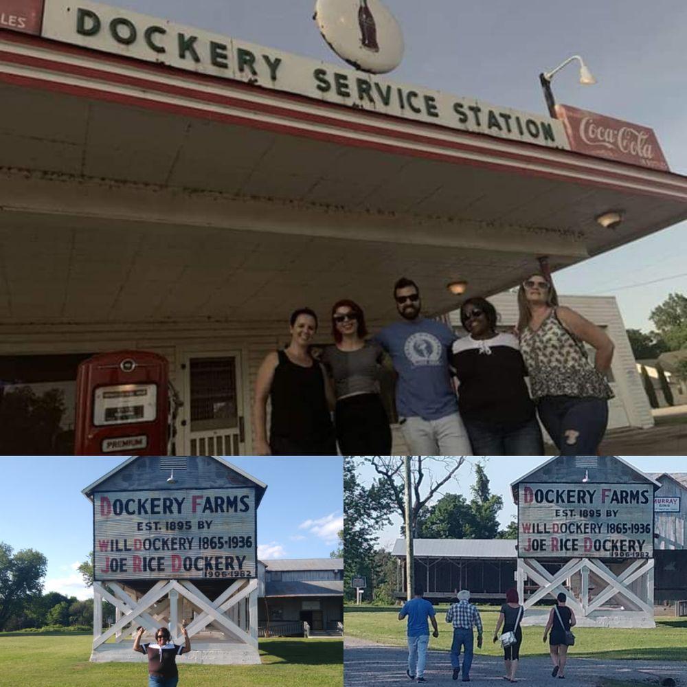 Dockery Farm: 229 Hwy 8, Cleveland, MS