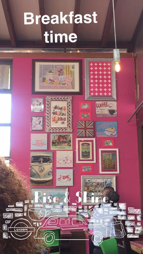 Byward Kitchen And Bar London