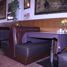Restaurant Booths Furniture Reupholstery 130 N Ave 64 Highland