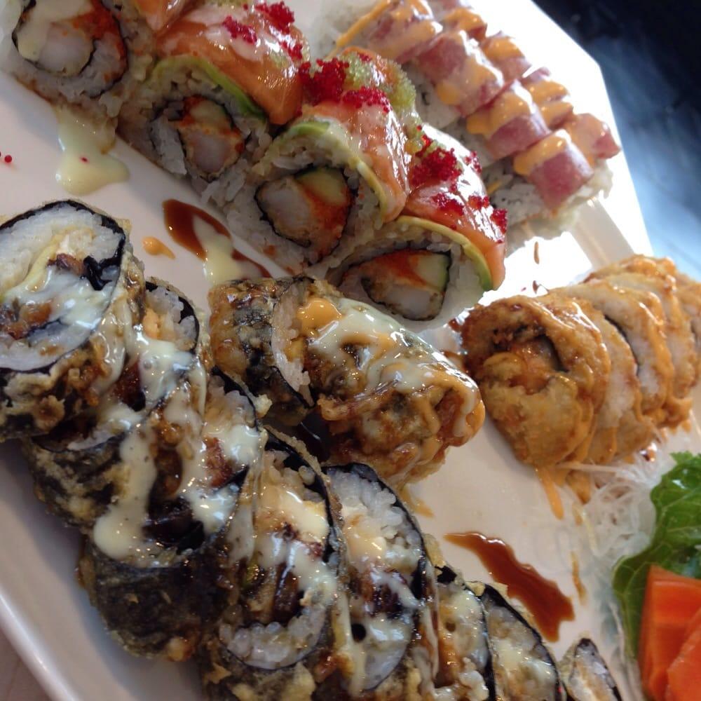 Bogo sushi yelp for Asian 168 cuisine
