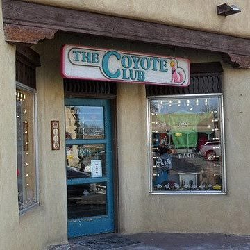 Coyote Club: 118 S Plz, Taos, NM
