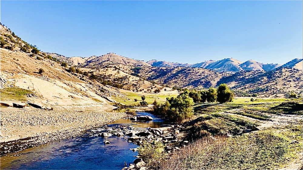 Sequoia National Forest and Giant Sequoia National Monument: 1839 S Newcomb St, Porterville, CA