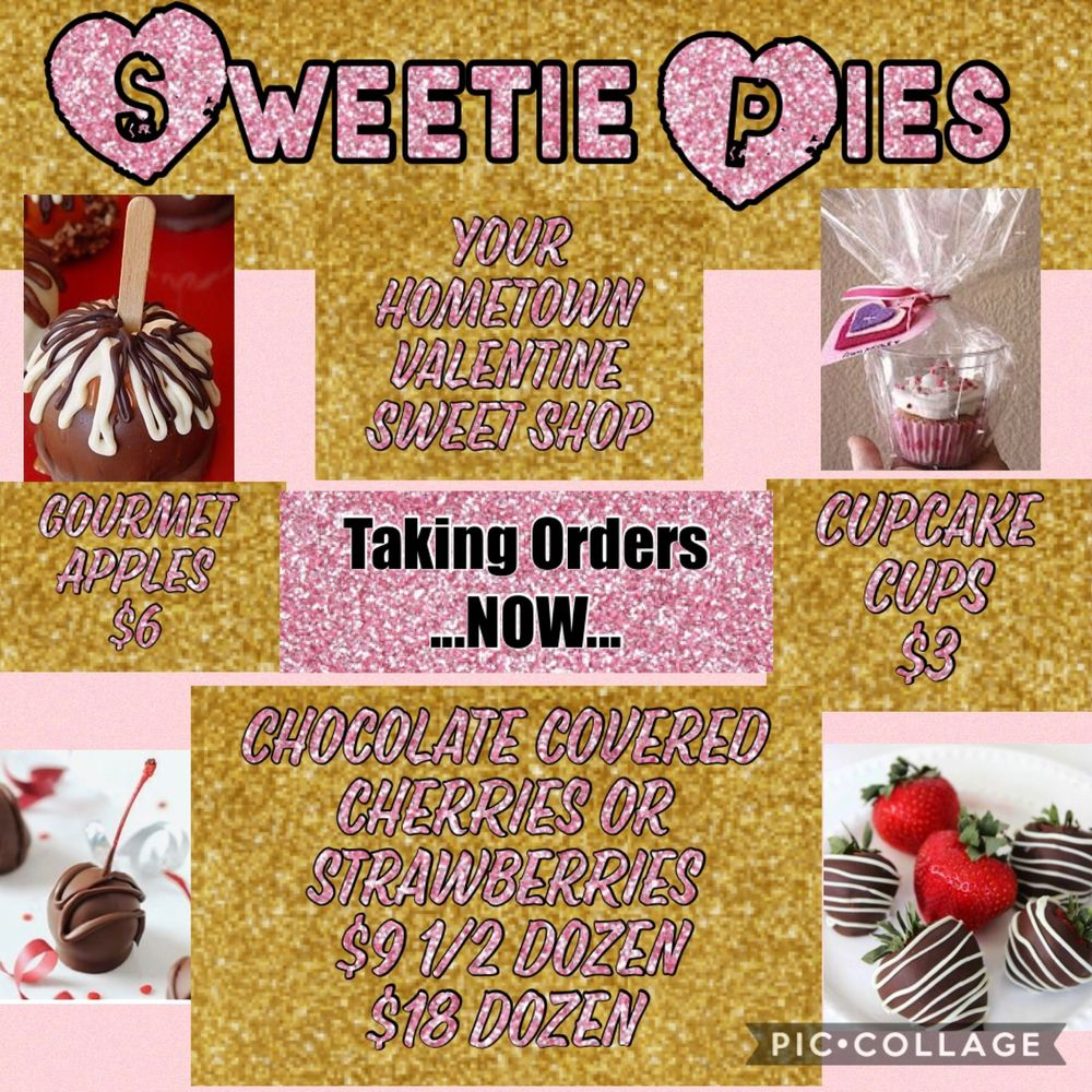 Sweetie Pies: 323 Tennessee Ave S, Parsons, TN