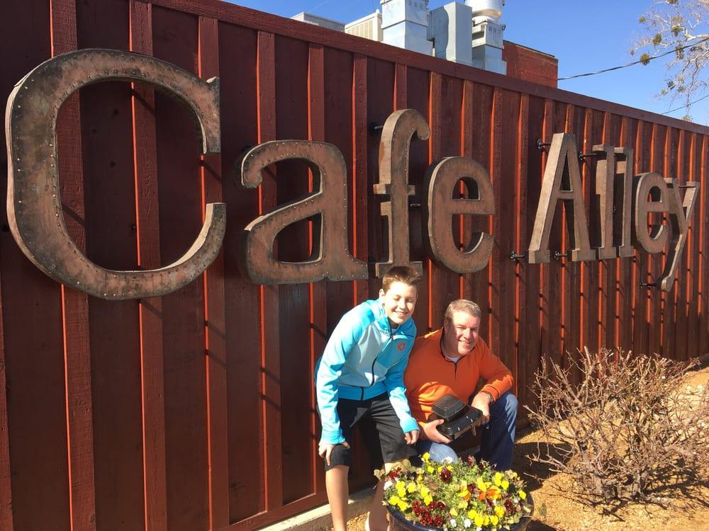 Cafe Alley Restaurant Ardmore Ok