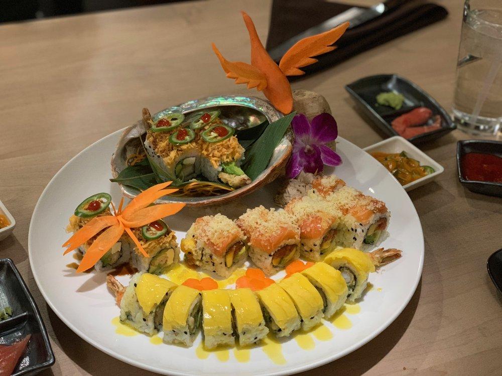 Koen Japanese BBQ & Sushi