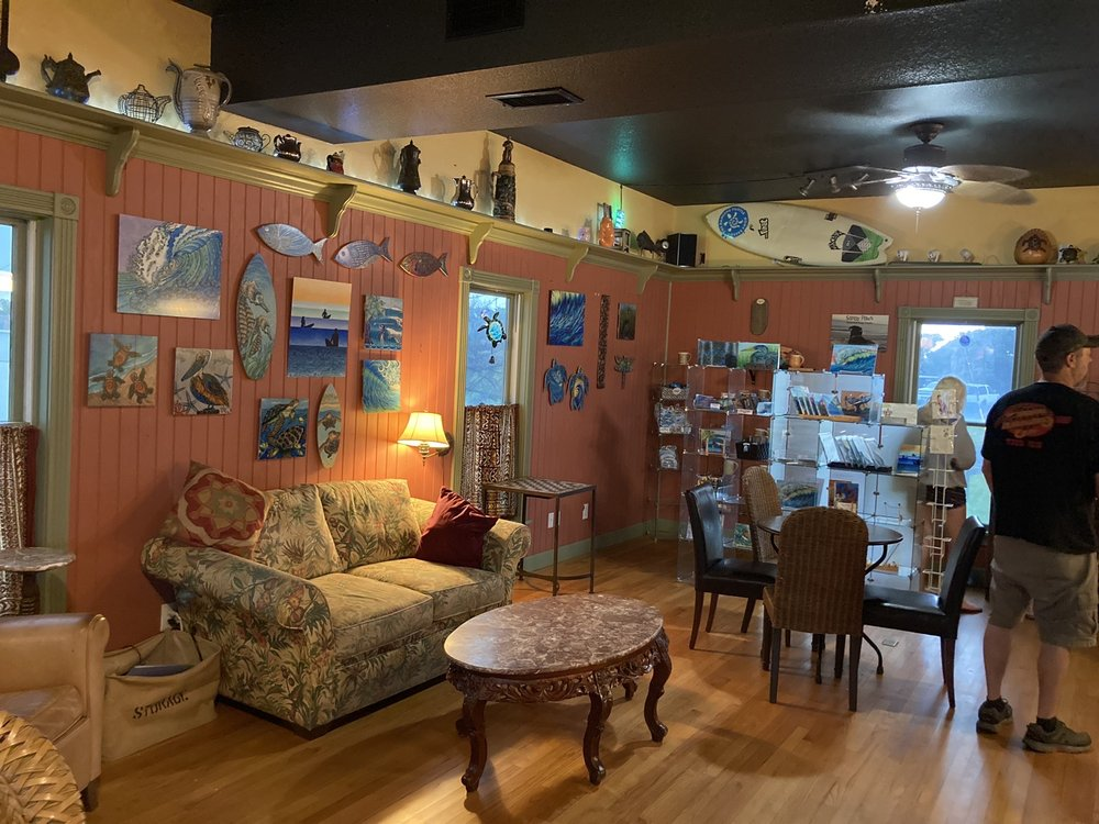 The Dancing Turtle Coffee Shop