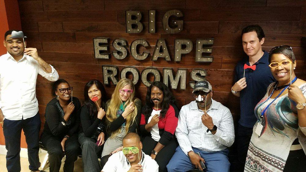 Big Escape Rooms: 444 Highland Ave NE, Atlanta, GA