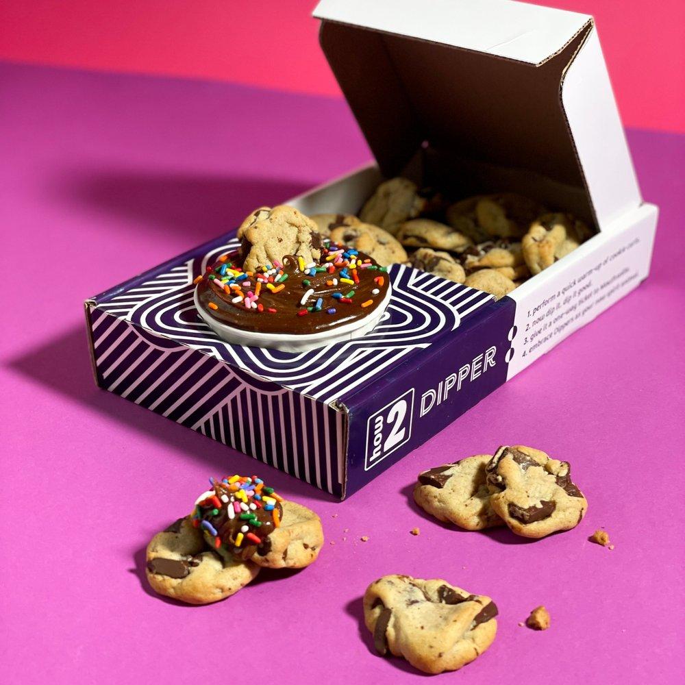 Insomnia Cookies: 2100 Sam Houston Ave., Huntsville, TX