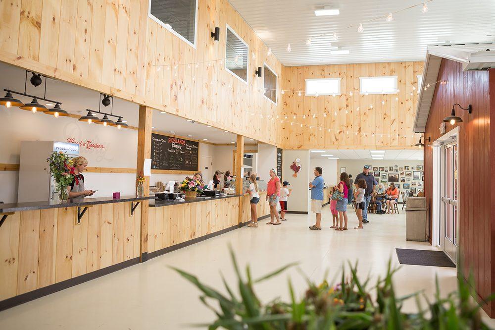 Richlands Creamery: 460 Cox Rd, Blackstone, VA