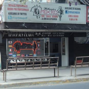 Tatuajes México Tatuajes Insurgentes Sur 221 Local D Condesa