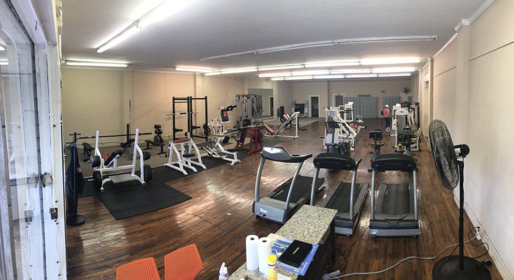 Atlas Health & Fitness: 402 E Main St, Hogansville, GA
