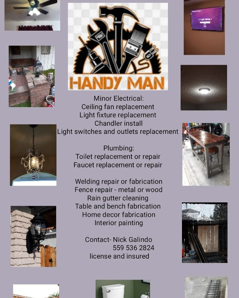 Nick's Handyman And Welding Services