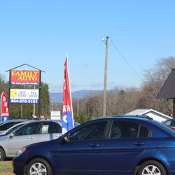Local Buy Here Pay Here Car Lots >> Family Auto Of Pickens 30 Photos Used Car Dealers 2500 Gentry