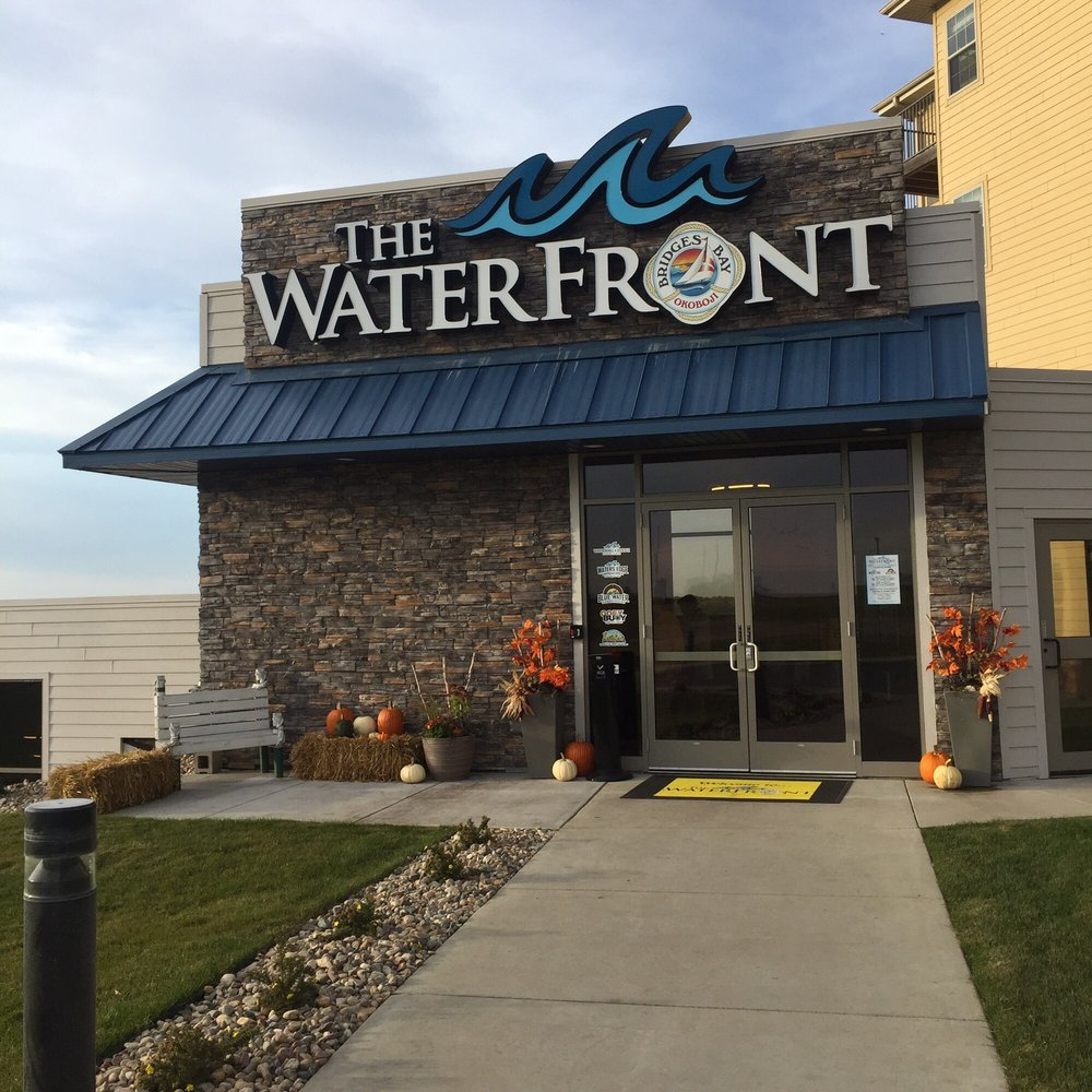 The Waterfront: 610 Linden Dr, Arnolds Park, IA