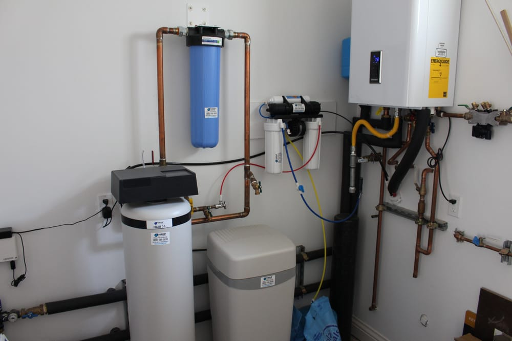 Public milf hook up water softener to reverse osmosis extreme