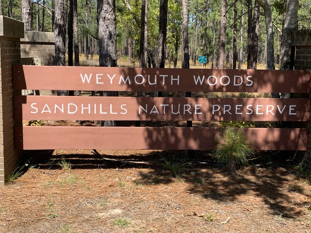 Weymouth Woods Nature Preserve: 1024 N Fort Bragg Rd, Southern Pines, NC