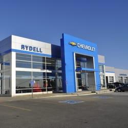 Rydell chevrolet car dealers 1325 e san marnan dr for Community motors waterloo iowa