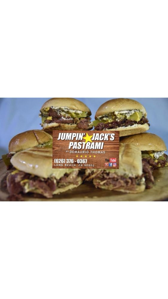 Jumpin' Jack's Pastrami