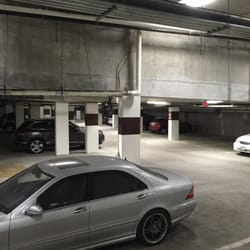Superb Photo Of Rosedale Park Apartments   Bethesda, MD, United States. Parking Is  Lit Good Ideas