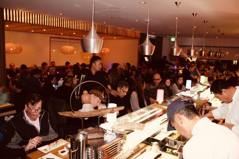 Jing Asian Fusion Sushi and Raw Bar