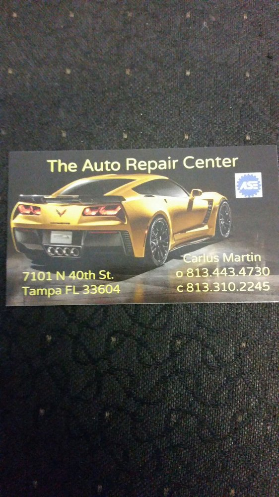 The Auto Repair Center