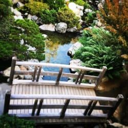 photo de james irvine japanese garden los angeles ca tats unis - James Irvine Japanese Garden