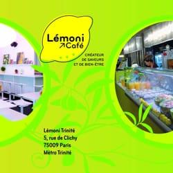 Lemoni Cafe Paris