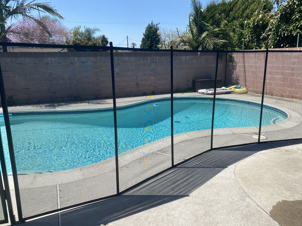 Protect-A-Child Pool Fence - Springville: Springville, CA