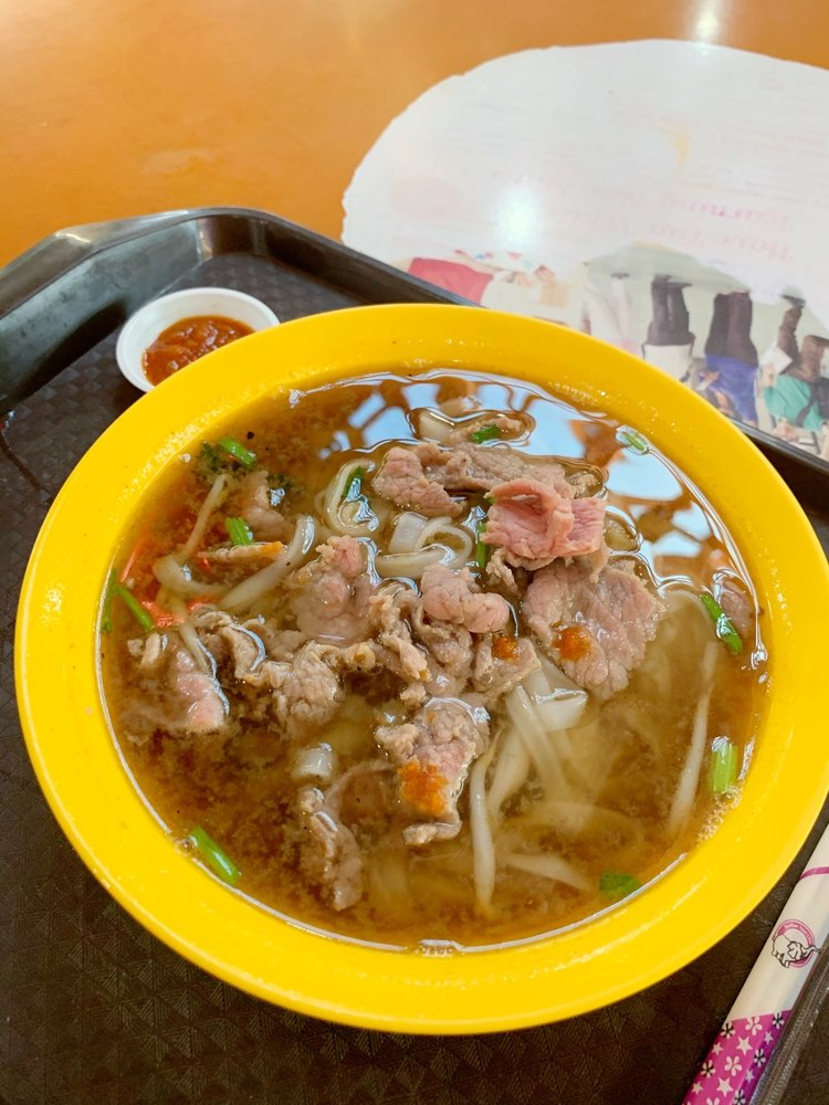 Empress Place Beef Kuay Teow Singapore