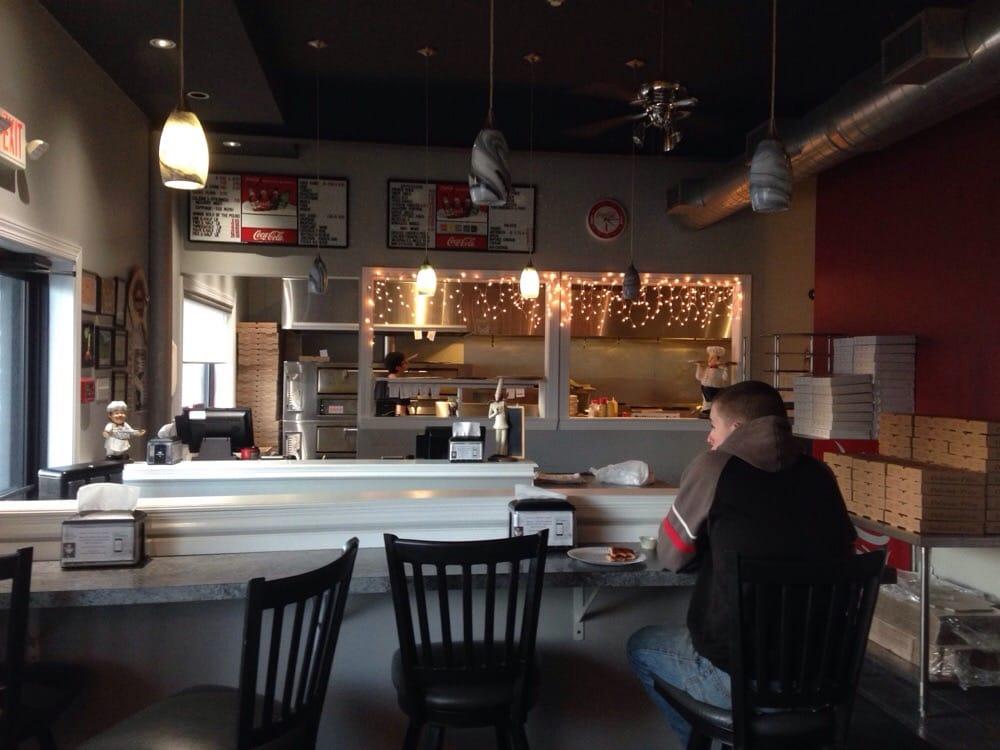 Cugini's Pizzeria: 8182 State Rte 12, Barneveld, NY