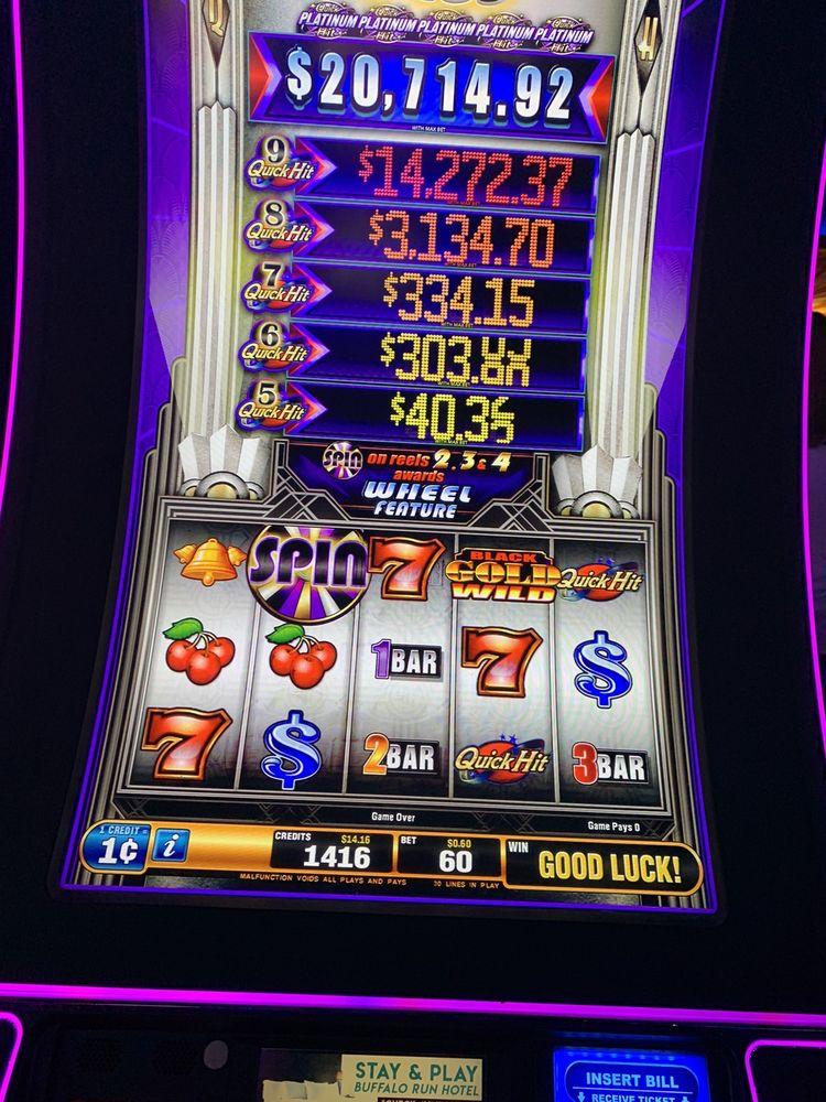 Buffalo Run Casino & Resort: 1000 Buffalo Run Blvd, Miami, OK