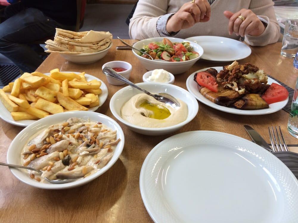 Mont Liban 11 Foto E 34 Recensioni Cucina Libanese
